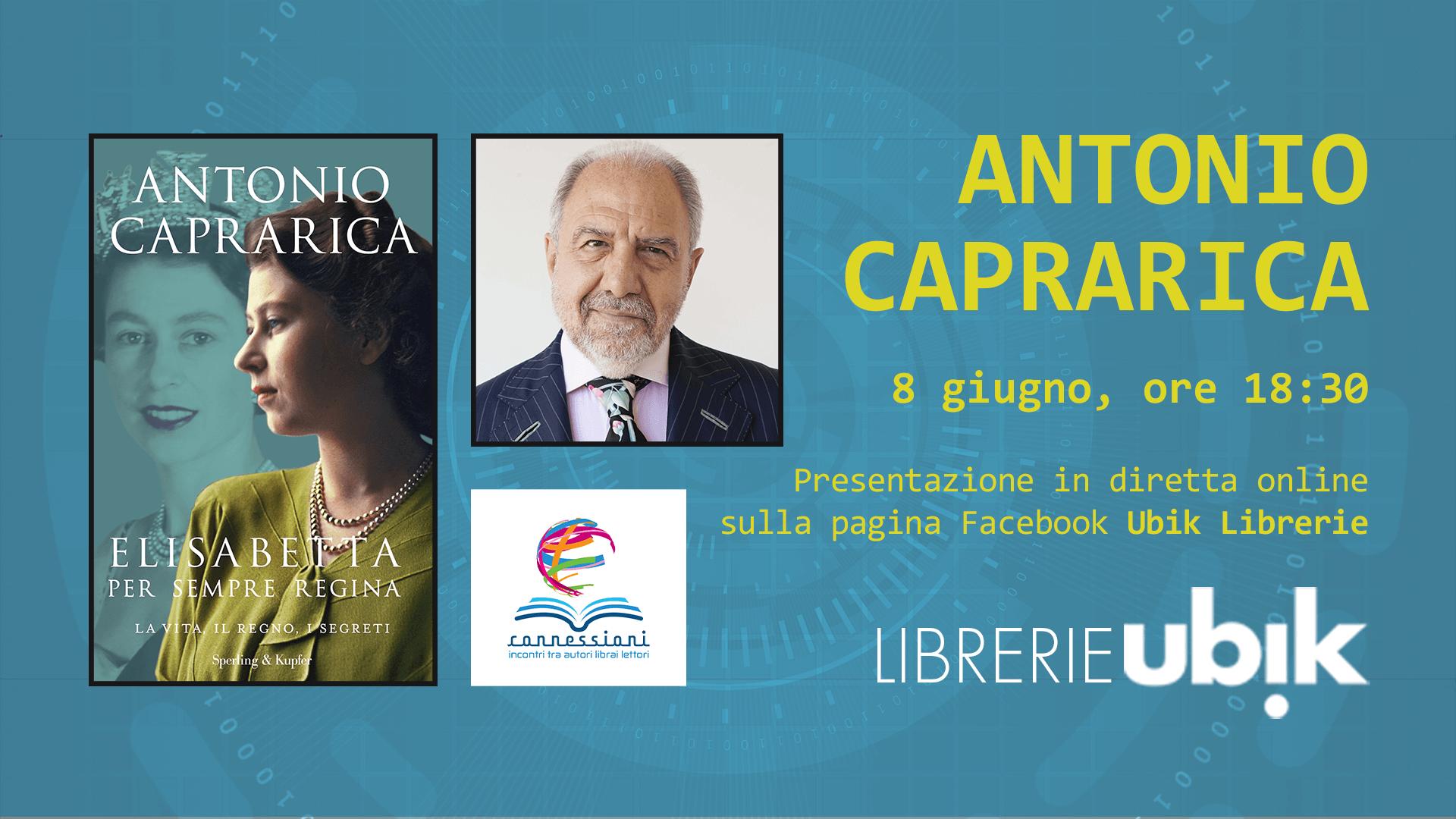 ANTONIO CAPRARICA presenta