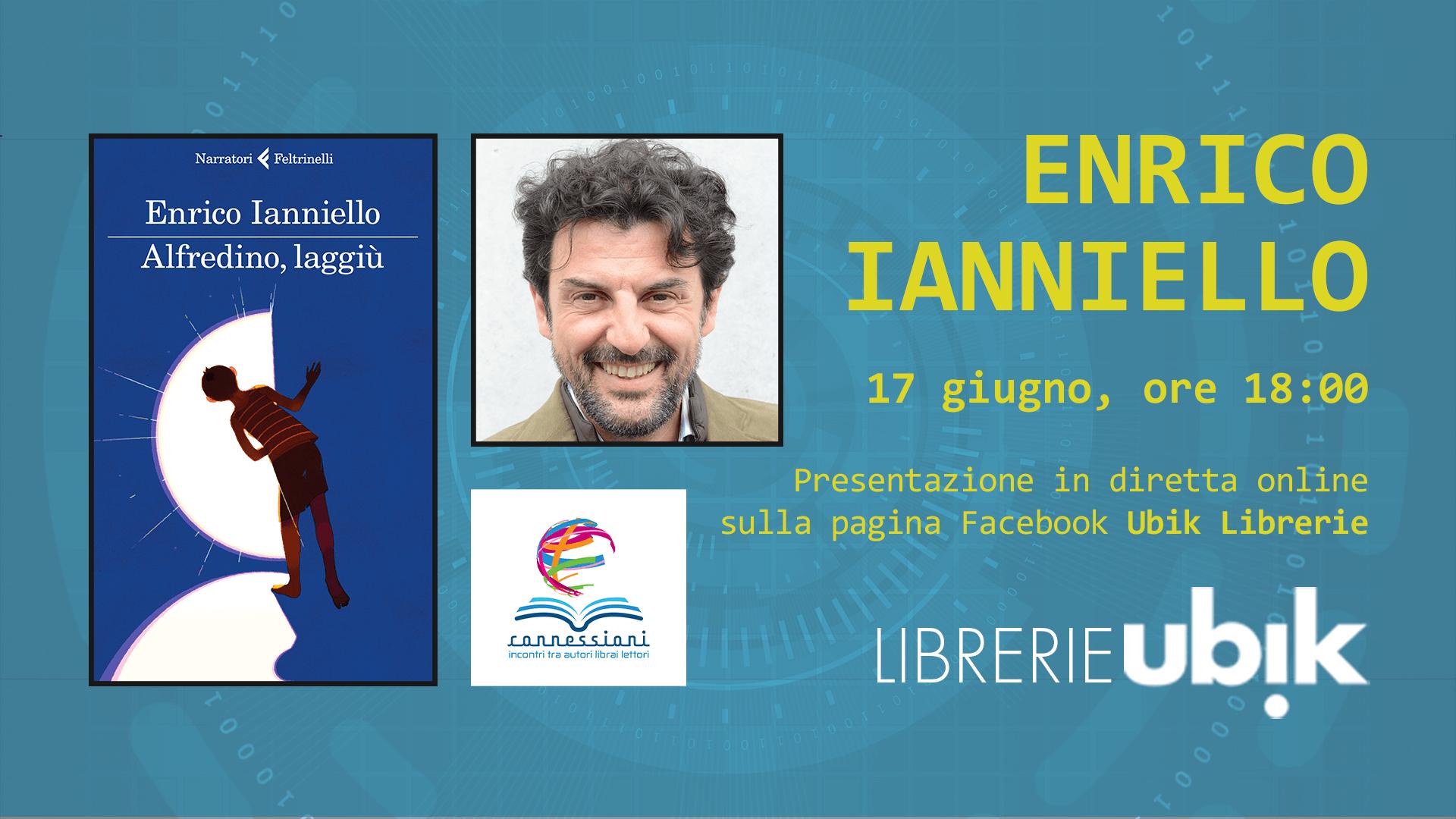 ENRICO IANNIELLO presenta