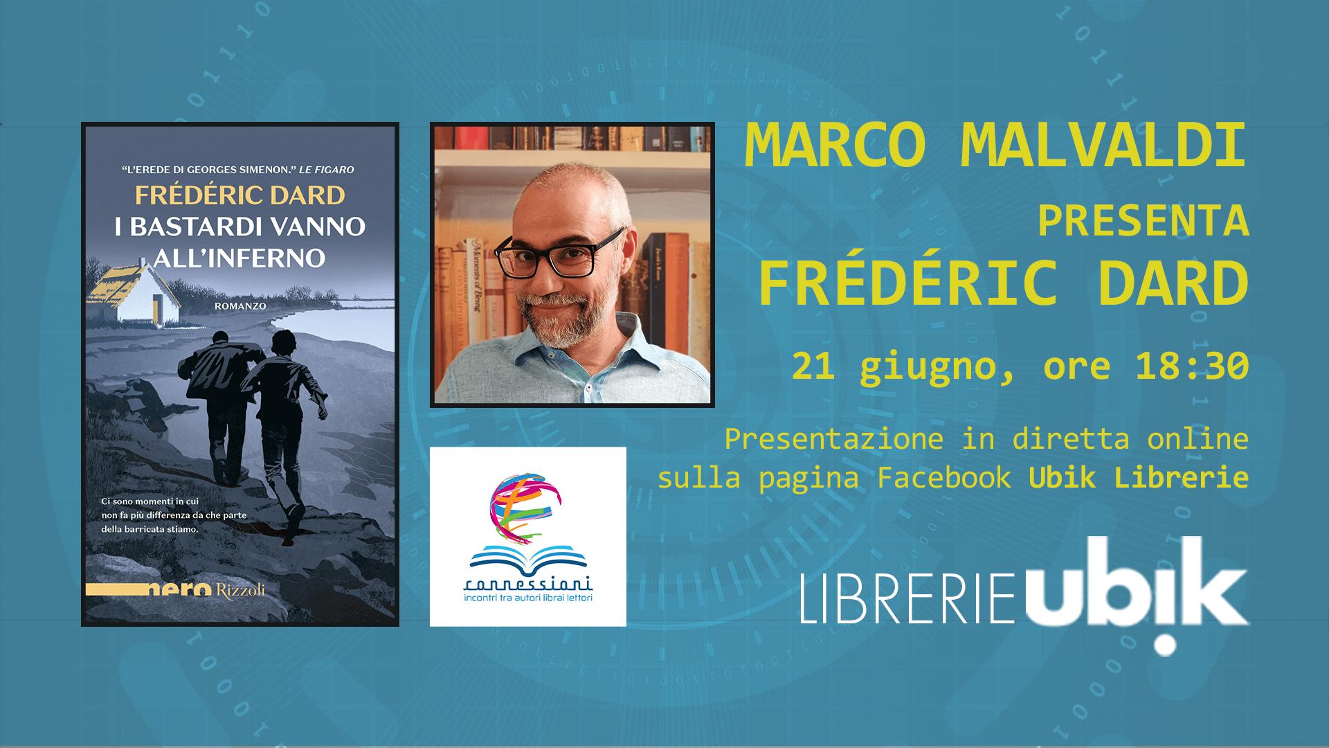 MARCO MALVALDI presenta
