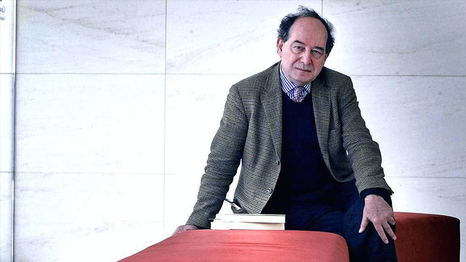Addio a Roberto Calasso