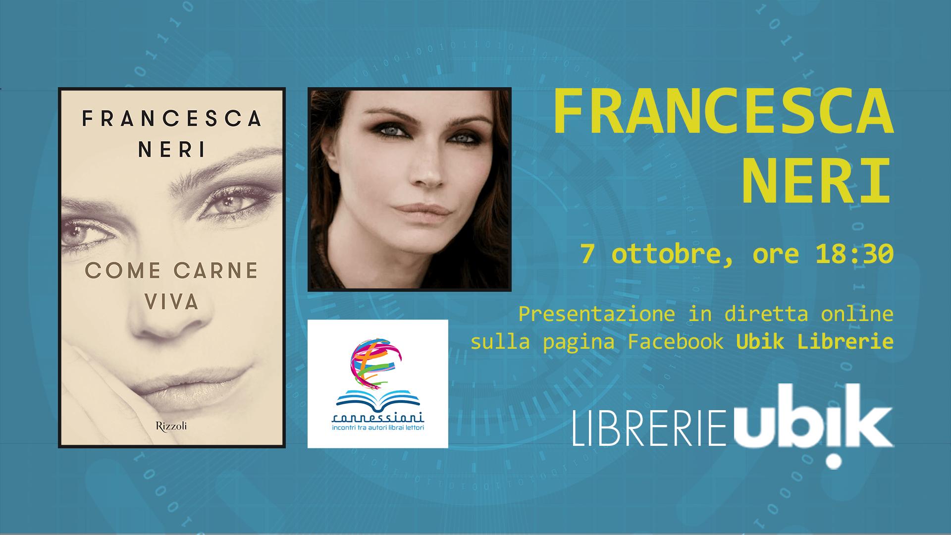 FRANCESCA NERI presenta
