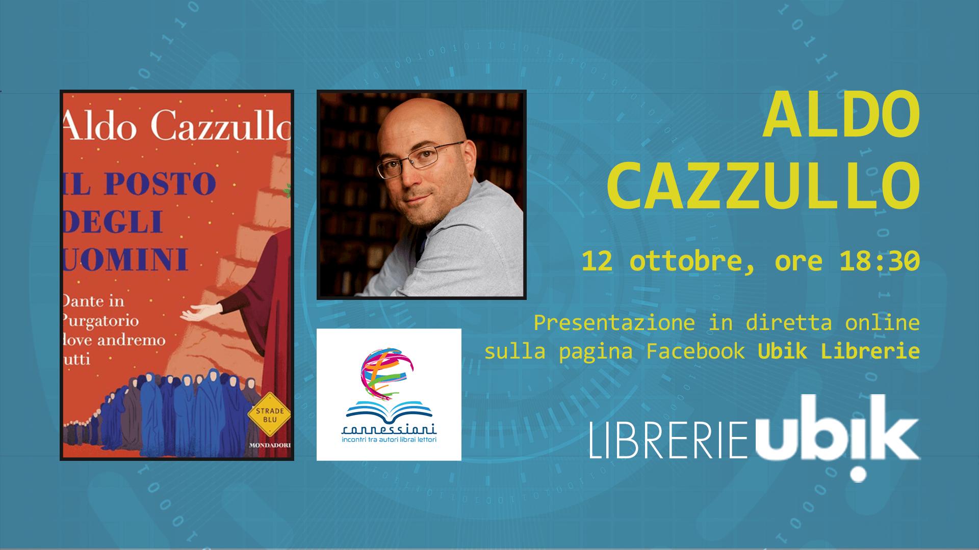 ALDO CAZZULLO presenta
