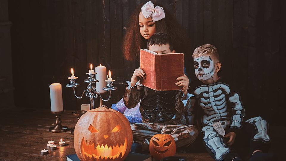 Halloween: libri da brivido!