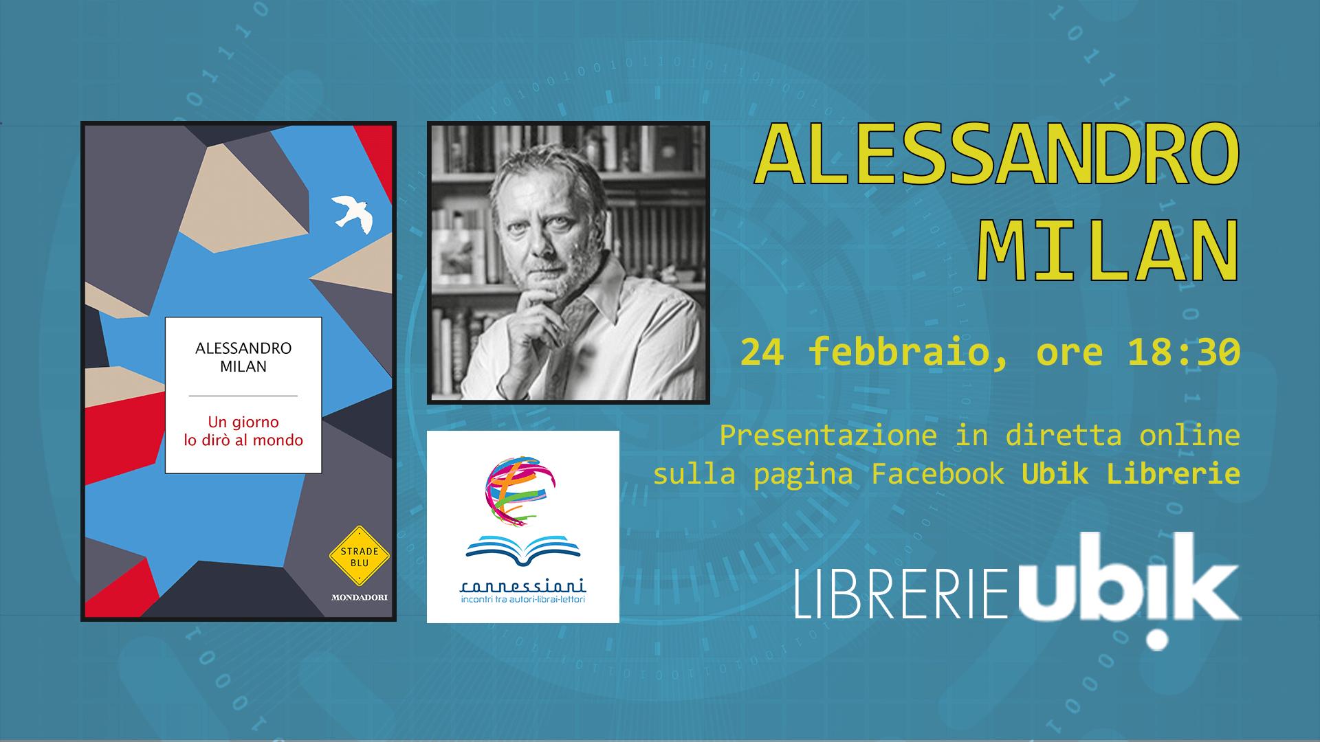 ALESSANDRO MILAN presenta