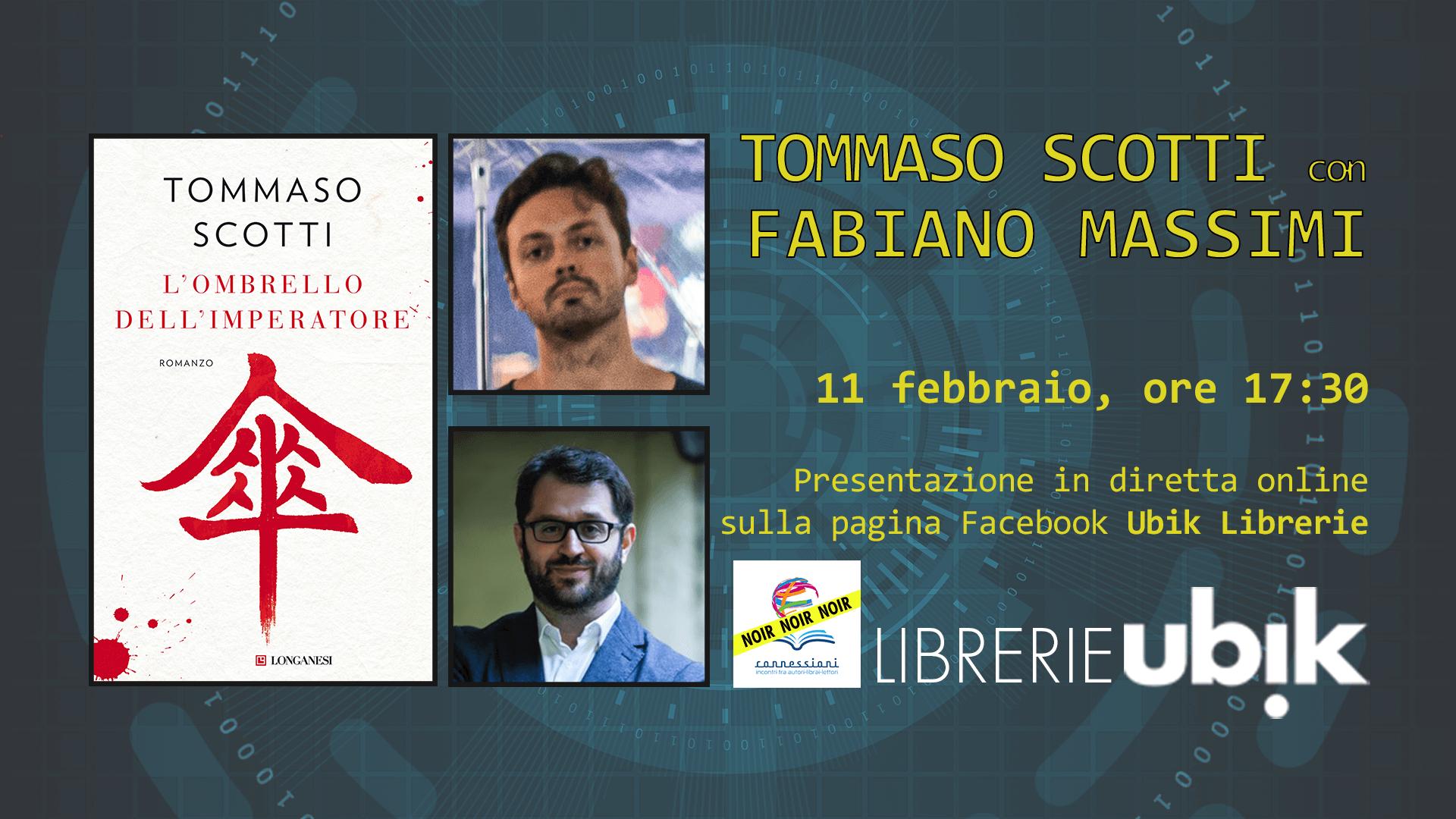 TOMMASO SCOTTI con FABIANO MASSIMI presenta