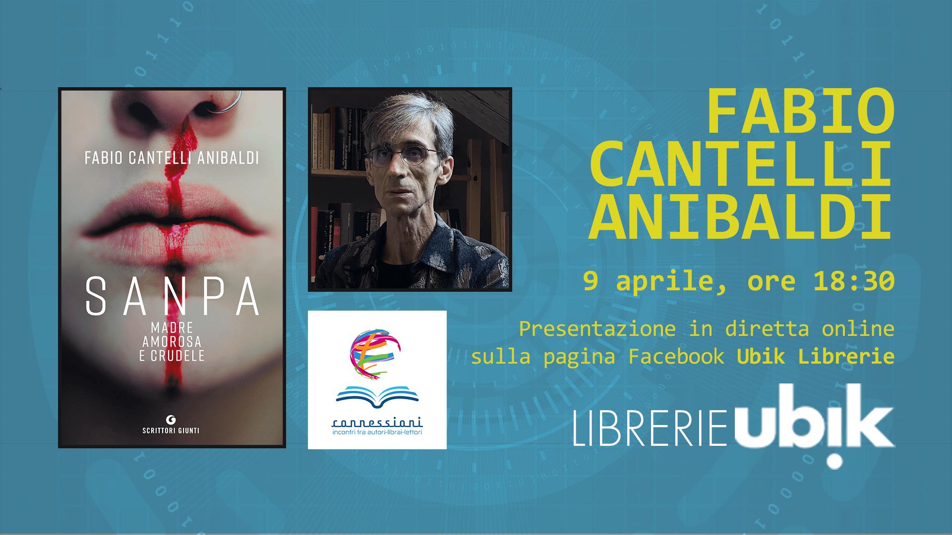 FABIO CANTELLI ANIBALDI presenta in diretta online