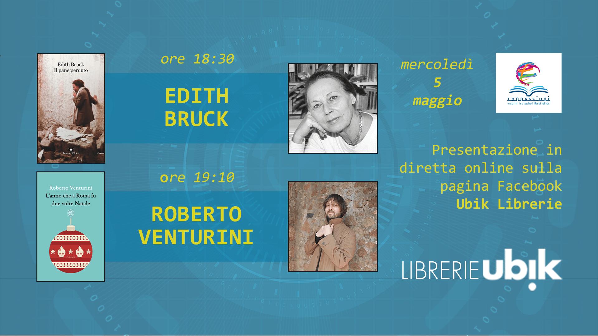 EDITH BRUCK presenta